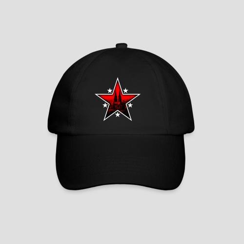 K  RedStar - Baseballkappe