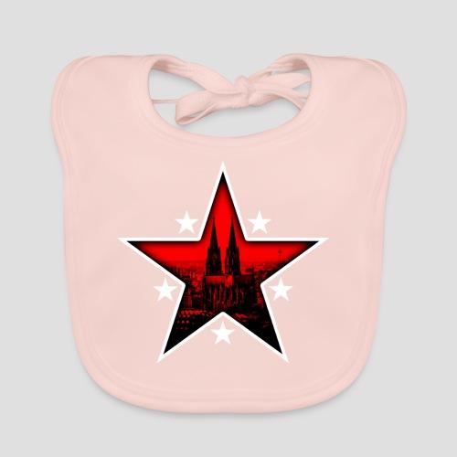 K  RedStar - Baby Bio-Lätzchen