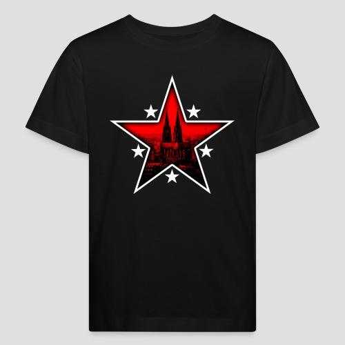 K  RedStar - Kinder Bio-T-Shirt
