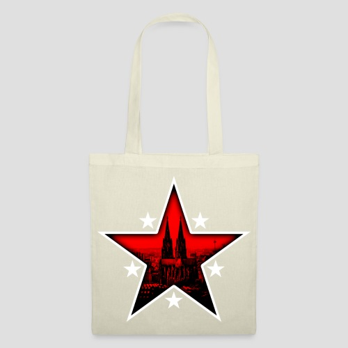 K  RedStar - Stoffbeutel