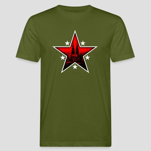 K  RedStar - Männer Bio-T-Shirt