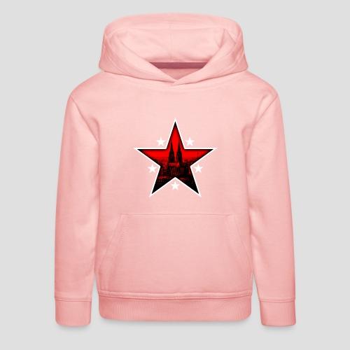 K  RedStar - Kinder Premium Hoodie