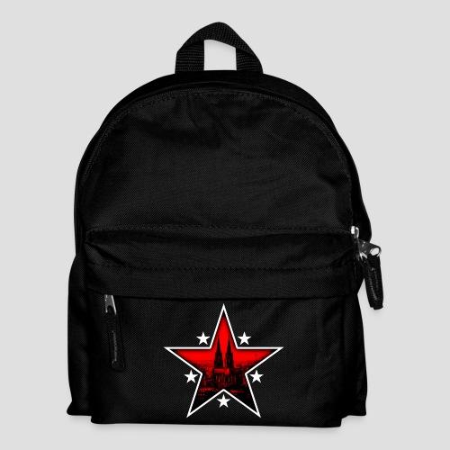 K  RedStar - Kinder Rucksack
