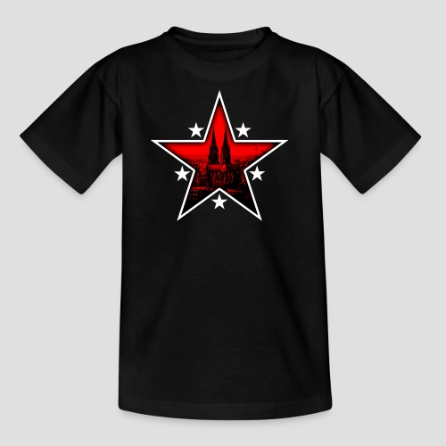 K  RedStar - Teenager T-Shirt