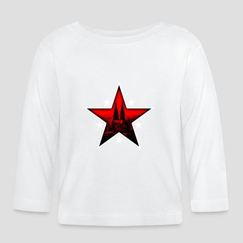 K  RedStar - Baby Langarmshirt