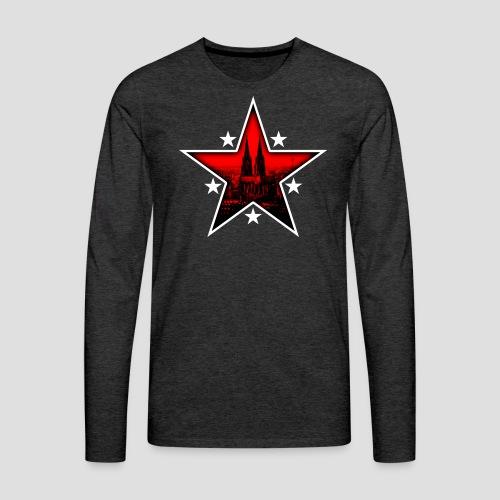 K  RedStar - Männer Premium Langarmshirt