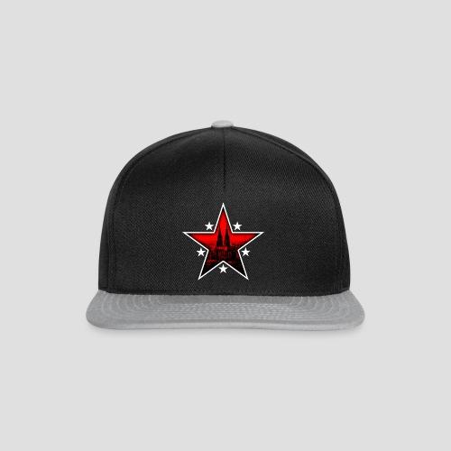 K  RedStar - Snapback Cap