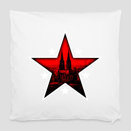 K  RedStar - Kissenbezug 40 x 40 cm