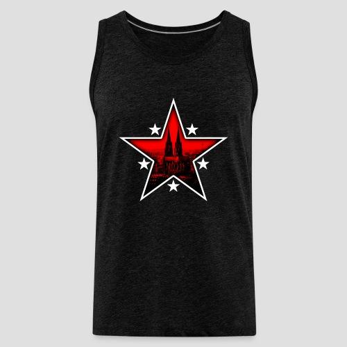 K  RedStar - Männer Premium Tank Top