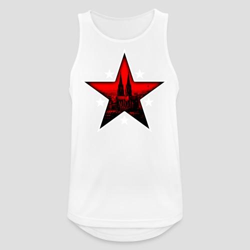 K  RedStar - Männer Tank Top atmungsaktiv
