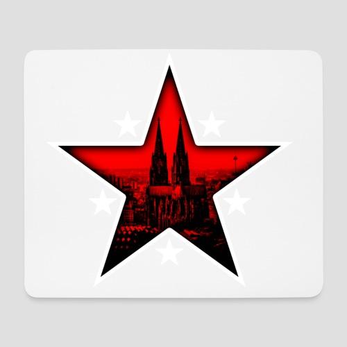 K  RedStar - Mousepad (Querformat)