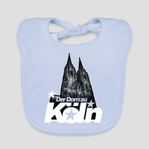 Der Dom zu Köln - Baby Bio-Lätzchen