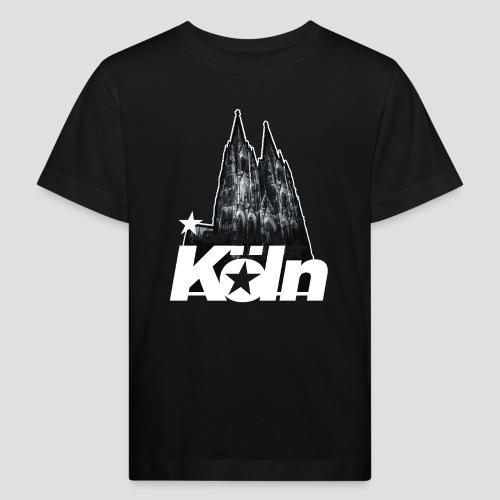 Der Dom zu Köln - Kinder Bio-T-Shirt