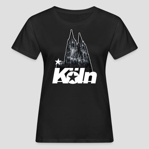 Der Dom zu Köln - Frauen Bio-T-Shirt
