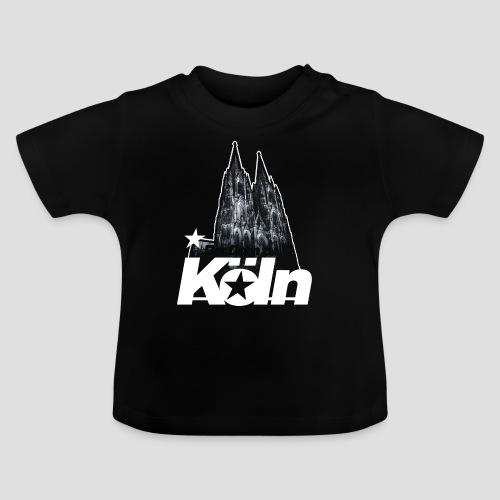 Der Dom zu Köln - Baby T-Shirt