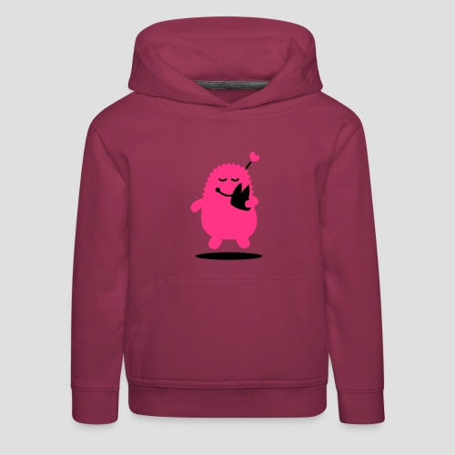Das Dom Monster - Kinder Premium Hoodie