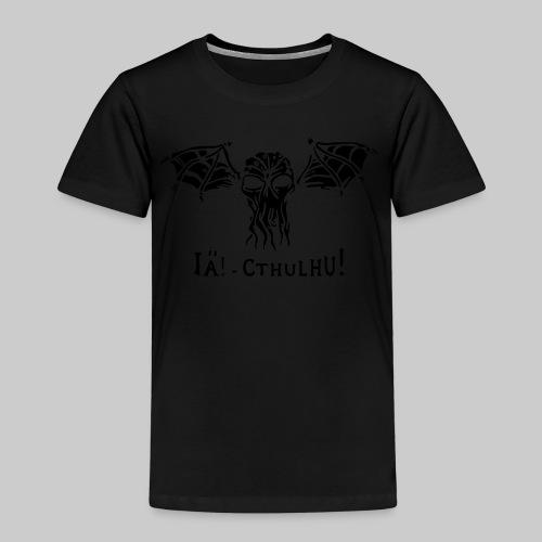 FTG: IÄ! Cthulhu! (1-farbig W) - Kinder Premium T-Shirt