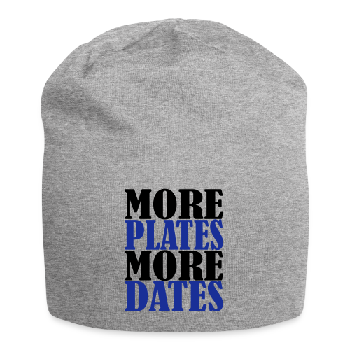 More Plates More Dates - Jersey-Beanie