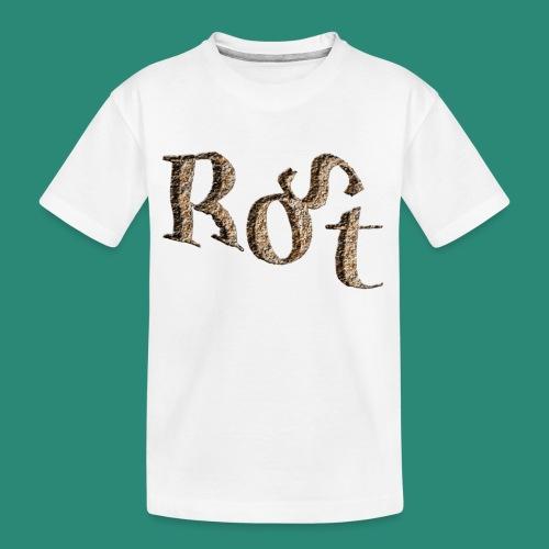 ROST T-SHIRT - Teenager Premium Bio T-Shirt