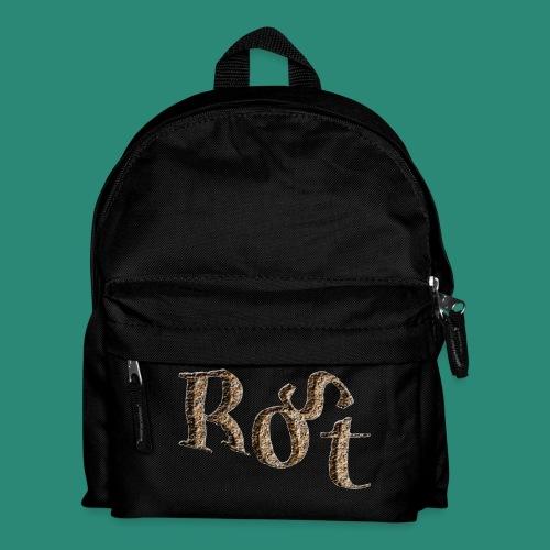 ROST T-SHIRT - Kinder Rucksack