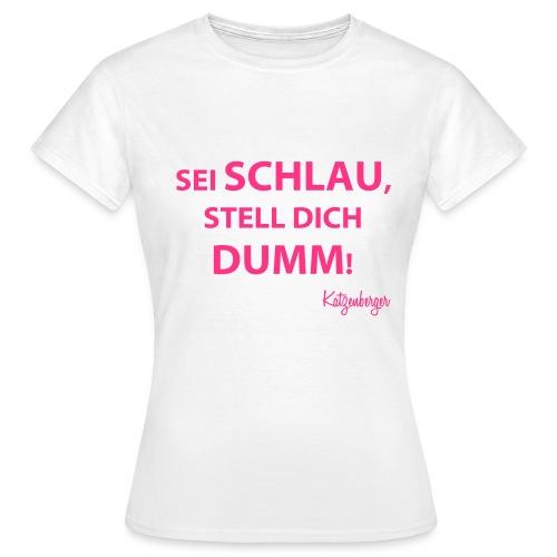 Kapuzenpullover - Frauen T-Shirt