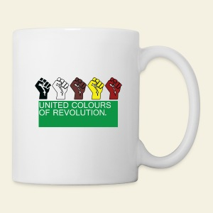 United Coulours of Revolution - Tasse