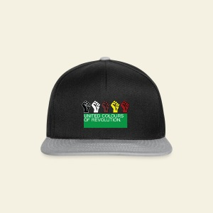 United Coulours of Revolution - Casquette snapback
