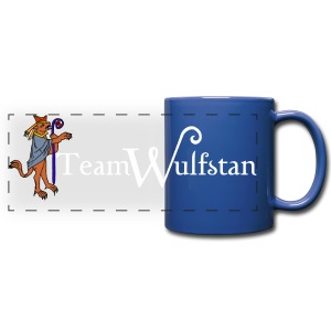 Team Wulfstan mug - Full Color Panoramic Mug