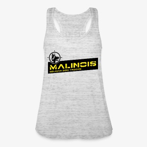 Malinois Dog Troops T-Shirts - Frauen Tank Top von Bella