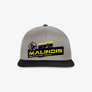 Malinois Dog Troops T-Shirts - Snapback Cap