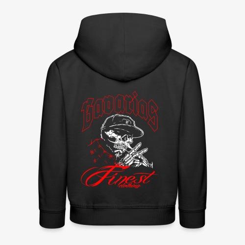 Chicano Style T-Shirts - Kinder Premium Hoodie
