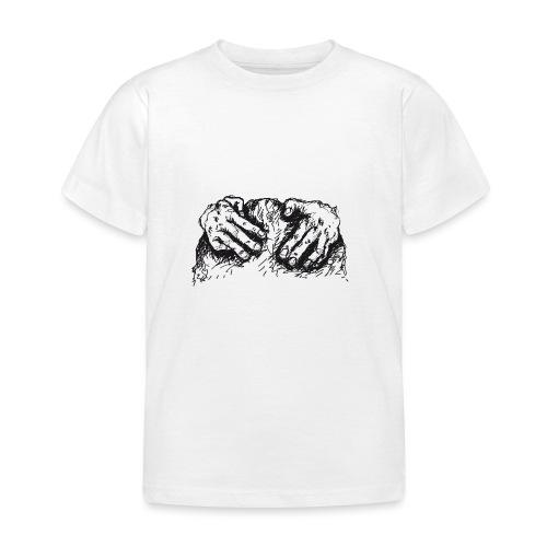 Kletterhände - Kinder T-Shirt