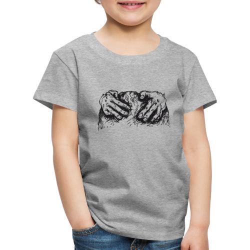 Kletterhände - Kinder Premium T-Shirt