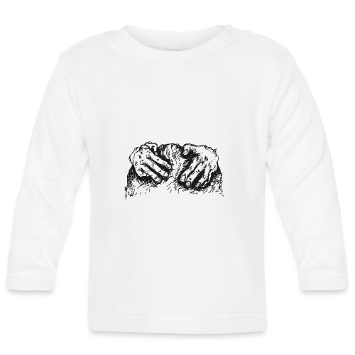 Kletterhände - Baby Langarmshirt