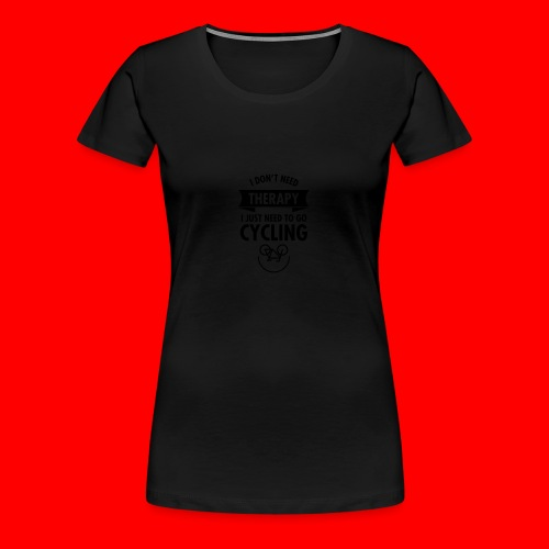 ITS RAINING LAVA - Women's Premium T-Shirt
