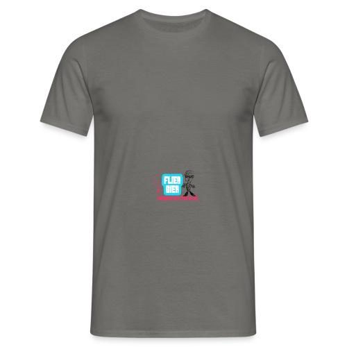 Flier Bier Cap - Männer T-Shirt