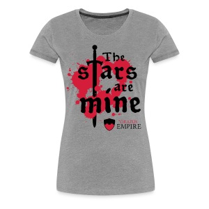 Stars are mine - T-shirt Premium Femme