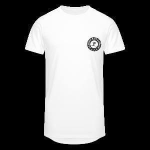 Schwarzfahrer Seal (Vintage/Black) S-5XL T-Shirt - Männer Urban Longshirt