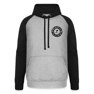 Schwarzfahrer Seal (Vintage/Black) S-5XL T-Shirt - Unisex Baseball Hoodie