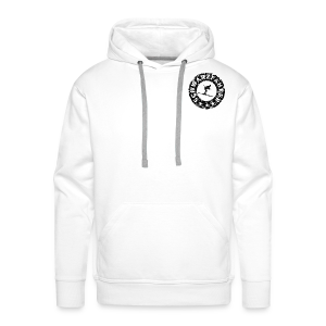 Schwarzfahrer Seal (Vintage/Black) S-5XL T-Shirt - Männer Premium Hoodie