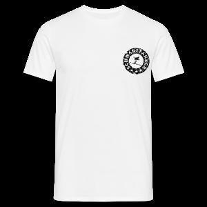 Schwarzfahrer Seal (Vintage/Black) S-5XL T-Shirt - Männer T-Shirt