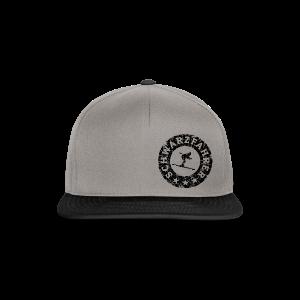 Schwarzfahrer Seal (Vintage/Black) S-5XL T-Shirt - Snapback Cap