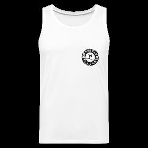 Schwarzfahrer Seal (Vintage/Black) S-5XL T-Shirt - Männer Premium Tank Top