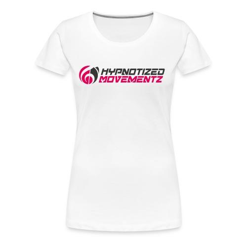 Hypnotized Movementz - Frauen Premium T-Shirt