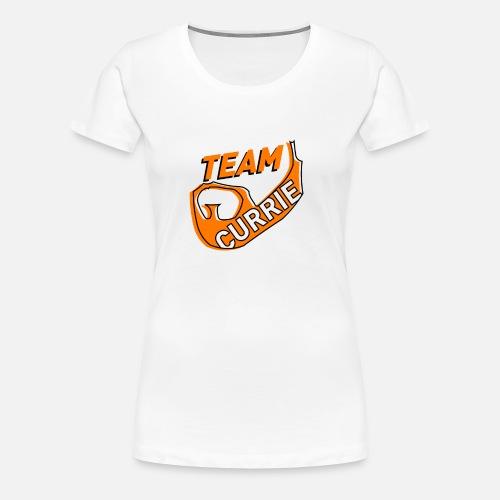 Team Currie (ladies) - Women's Premium T-Shirt