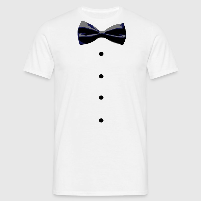 noeud papillon - T-shirt Homme