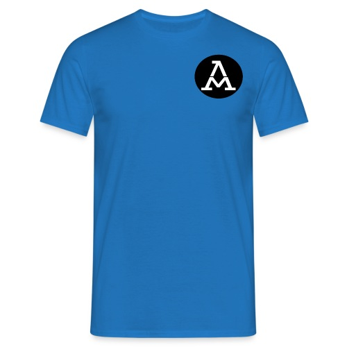 AM Tee shirt Homme col V - T-shirt Homme