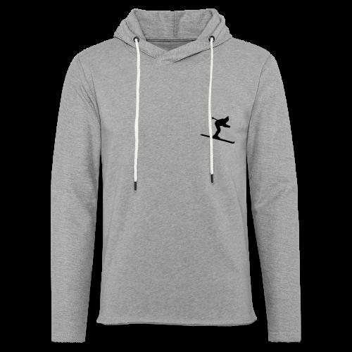Skifahrer S-5XL T-Shirt - Leichtes Kapuzensweatshirt Unisex
