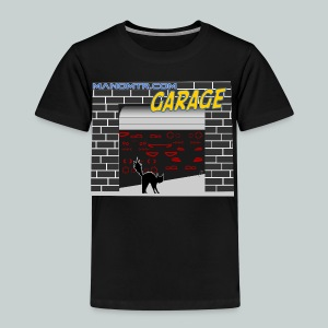 Manomtr Garage - Kids' Premium T-Shirt