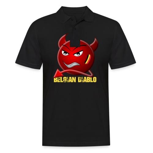 BELGIAN-DIABLO - Polo Homme